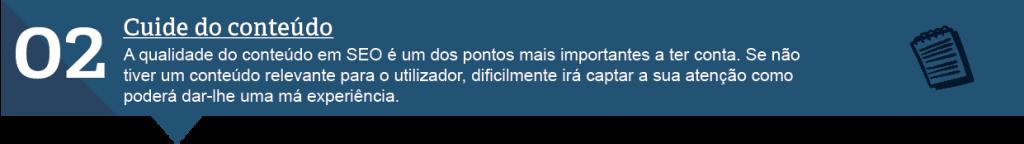2º técnica SEO Lisboa