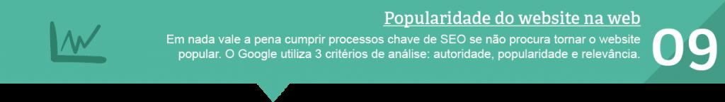9º técnica SEO Lisboa