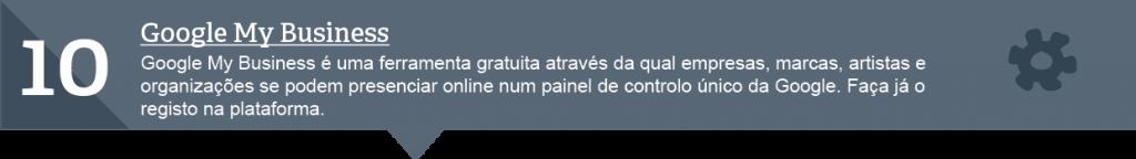 10º técnica SEO Lisboa